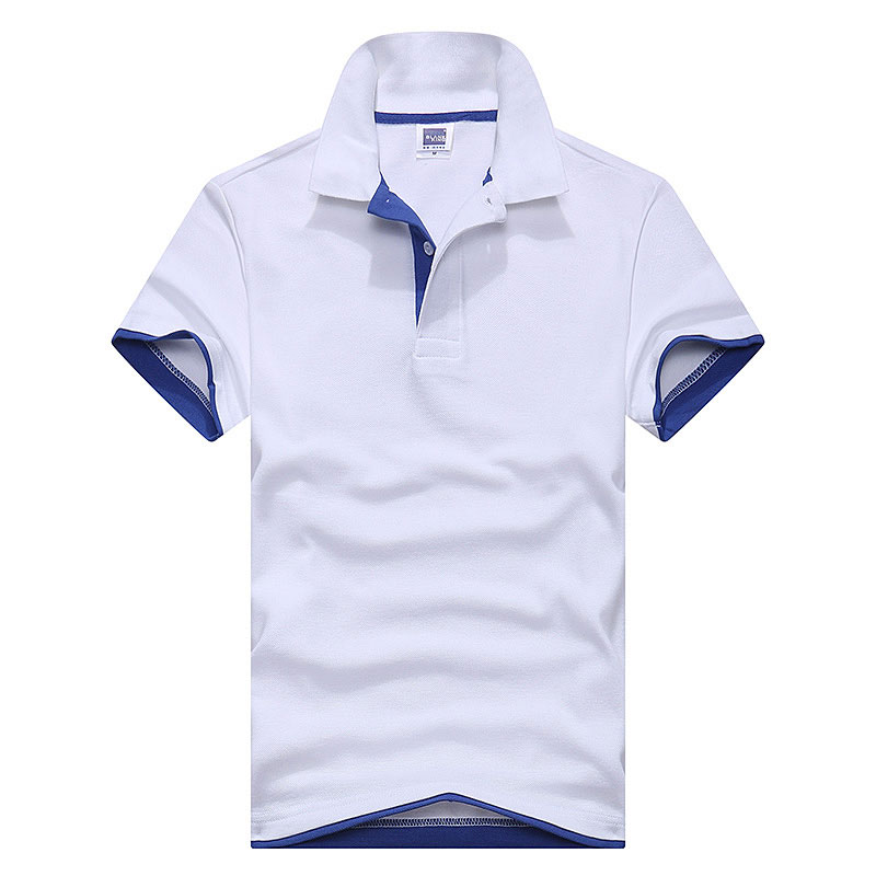 New 2019 Men's brand men Polo shirt D esigual Men's cotton short-sleeved polo shirt sweatshirt T-ennis Free shipping XS-3XL 2
