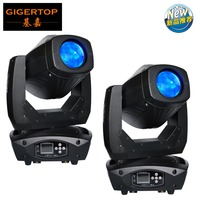 2XLot Hot New 200W Led Moving Head Light Spot Beam+Wash+Zoom 3in1 Move Fast Silent DJ Stage Disco Event Party Show Light 90V 240