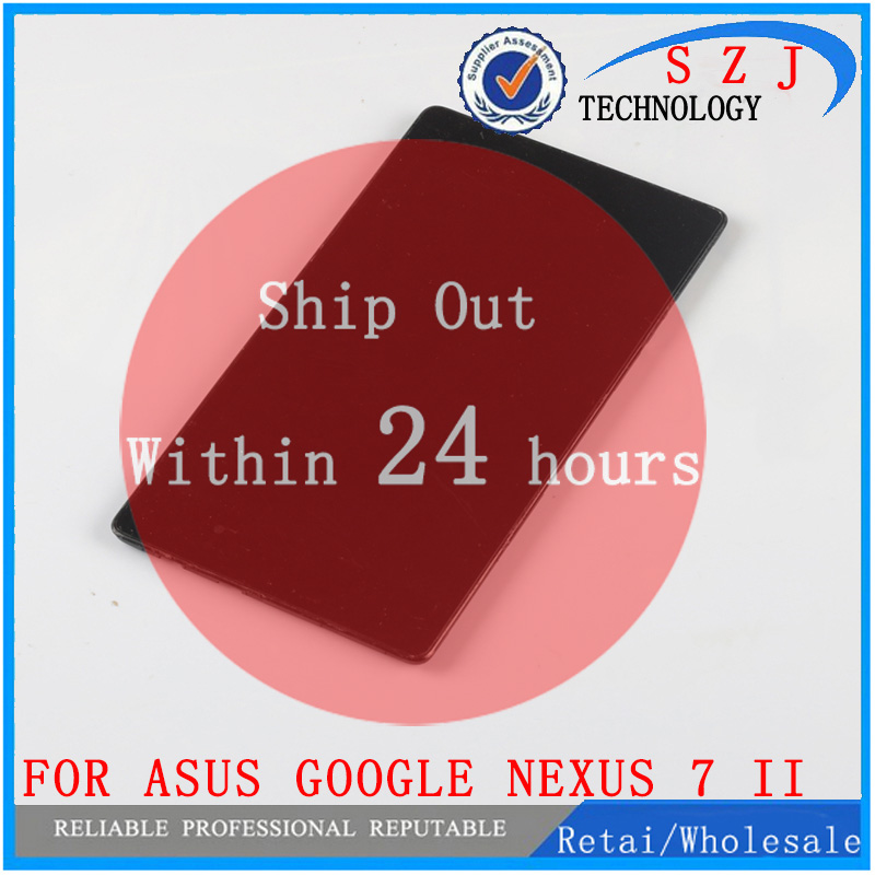 Tablet For ASUS Google Nexus 7 II 2nd 2013 ME571KL K009 Nexus7C LTE/4G/3G LCD Display +Touch Screen Digitizer with FRAME tc c3 1 1 lcd camera timer remote controller for canon eos 1ds mark ii more