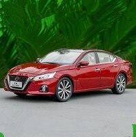 1:18 весы NISSAN ALTIMA 7 advanced сплава модели автомобиля, литая металлическая модель игрушечный автомобиль, коллекция модель автомобиля, бесплатная