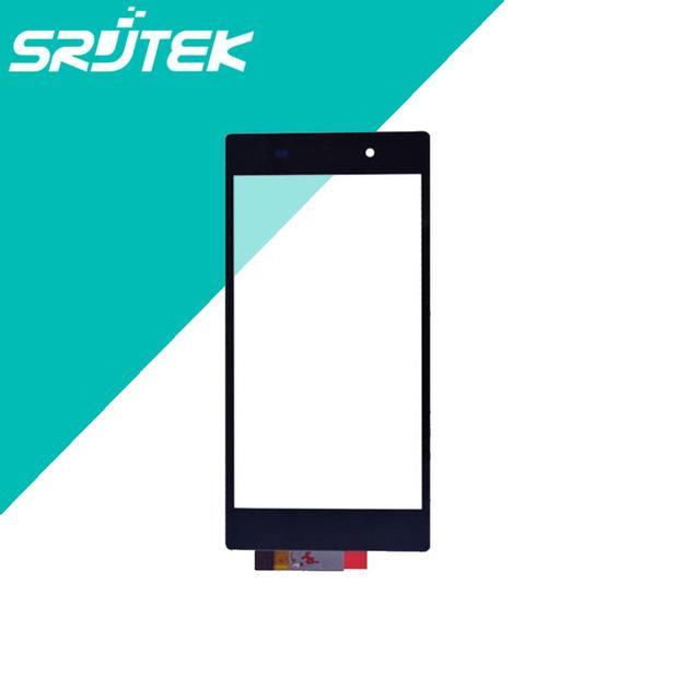 Para sony xperia z1 l39h c6903 pantalla táctil digitalizador panel de pantalla táctil negro libre del envío