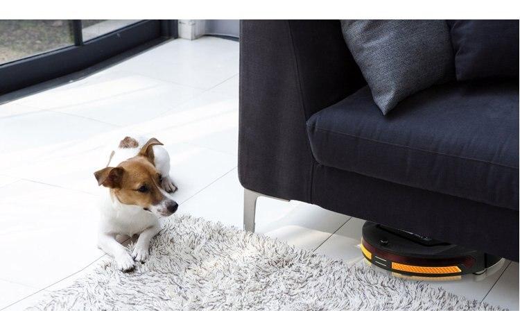 multifunctional robot vacuum cleaner (Sweep,Vacuum,Mop,Sterilize),automatic recharging,Schedule Work,Virtual Wall
