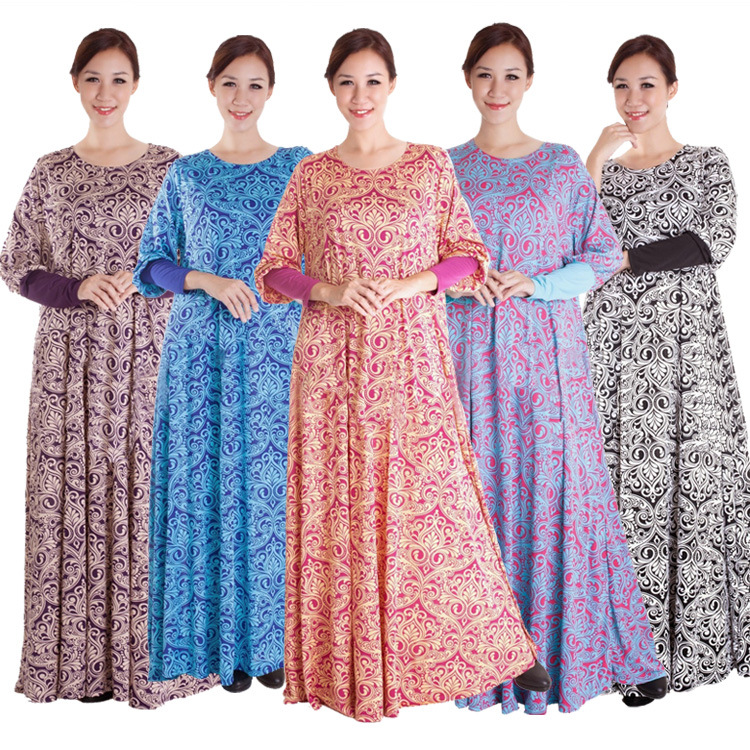 2016 Djellaba Caftan Promotion Adult None font b Islamic b font Clothing For Women Jilbabs And