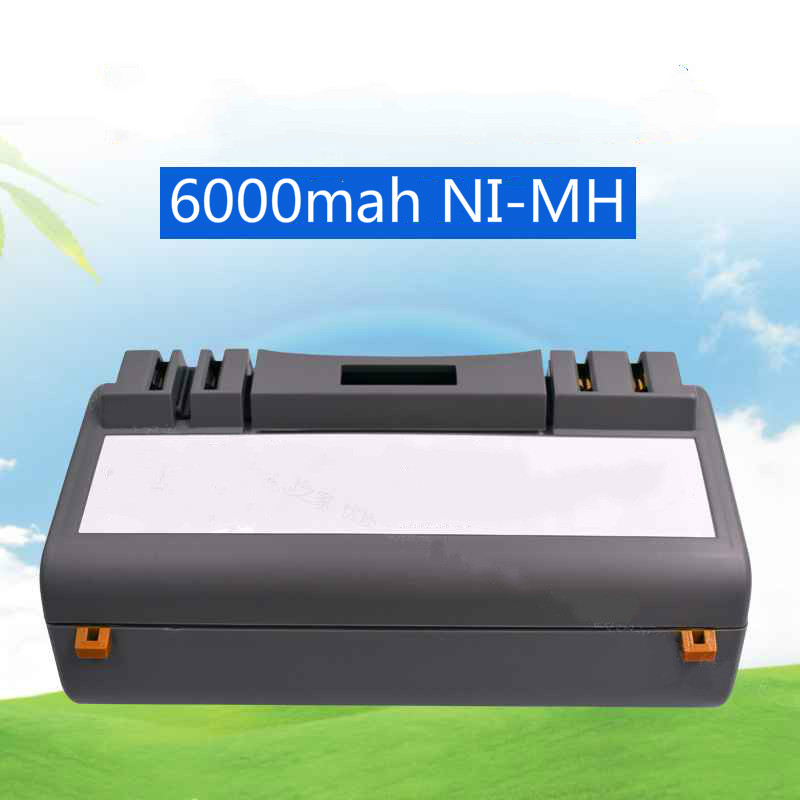 New 6000mah scooba Battery for iRobot SCOOBA 390 5800