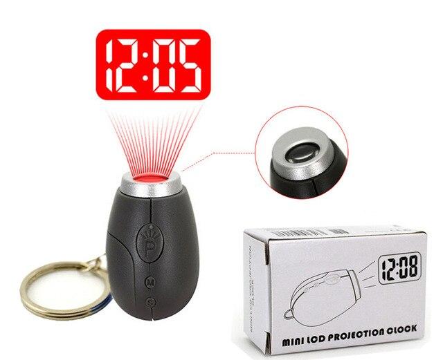 Led projection clock key ring holder finder gadget laser pointer led projection clock key ring holder finder gadget laser pointer point beam light up show ceiling aloadofball Images
