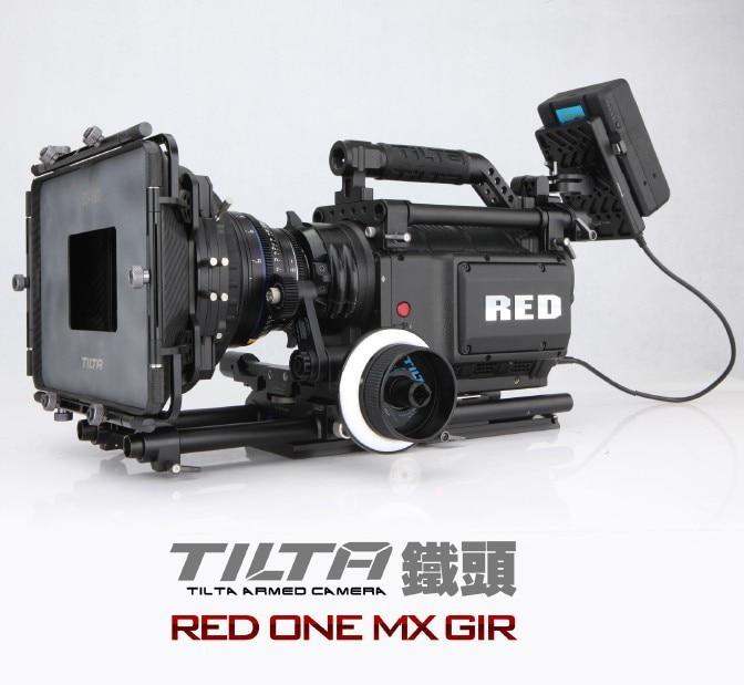 NEW Tilta Pro camera shoulder rig Cage Single follow focus +