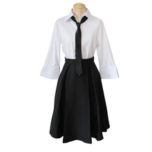Bungo Stray Dogs Akiko Yosano Cosplay suit Whole Set Dress Halloween Costume for Women