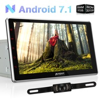 Pumpkin Android 7 1 2 Two Din 10 1 Inch 2GB RAM Universal Car DVD Player