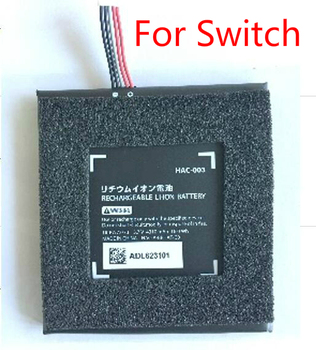 3.7V 4310mAh Rechargeable Battery Pack For Nintend Switch NS Switch Game Console Replacement repair parts