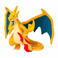 "9""-10""  Go Plush Doll Stuffed Toy Mega Evolution X&Y Charizard Soft Stuffed Plush Doll Cartoon Firedragon Gift for Kid"
