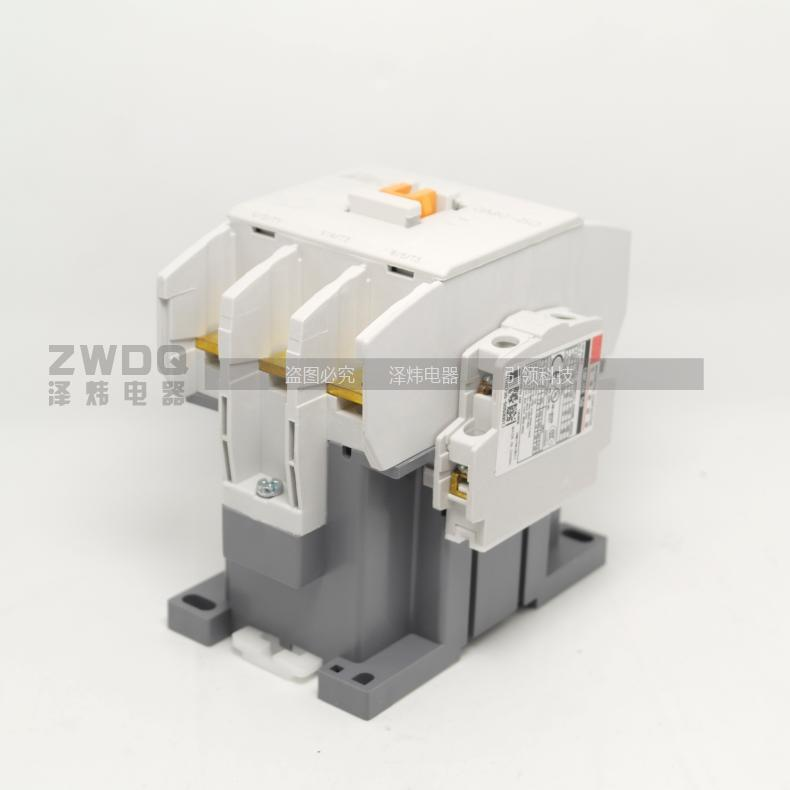 Electromagnetic contactor GMC-50, AC220V, 50A