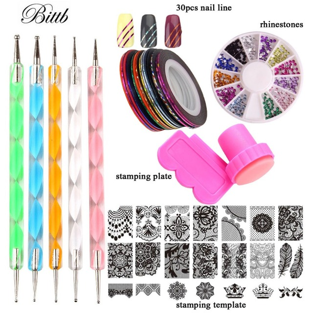 Nail Painting Accessories   Best Nail Designs 2018