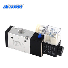 3V310-10 Solenoid valve Electromagnetic reversing valve for pneumatic components 220V 24V AC DC 12V 24V 36V 380V цена и фото