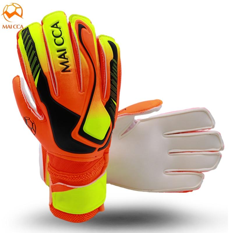 Professional Goalkeeper Gloves Football Boy Soccer Goalkeeper For Kids Adult Football Goalie Gloves Children