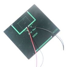 High Quality 2 5W 6V Small Solar Panel With Cable Epoxy Solar Cell DIY Solar Charger