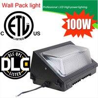 Кри Чип MeanWell Diver приглушить Сенсор наружного освещения IP65 13000LM 100 Вт Led Wall обновления света 5 лет гарантии DHL