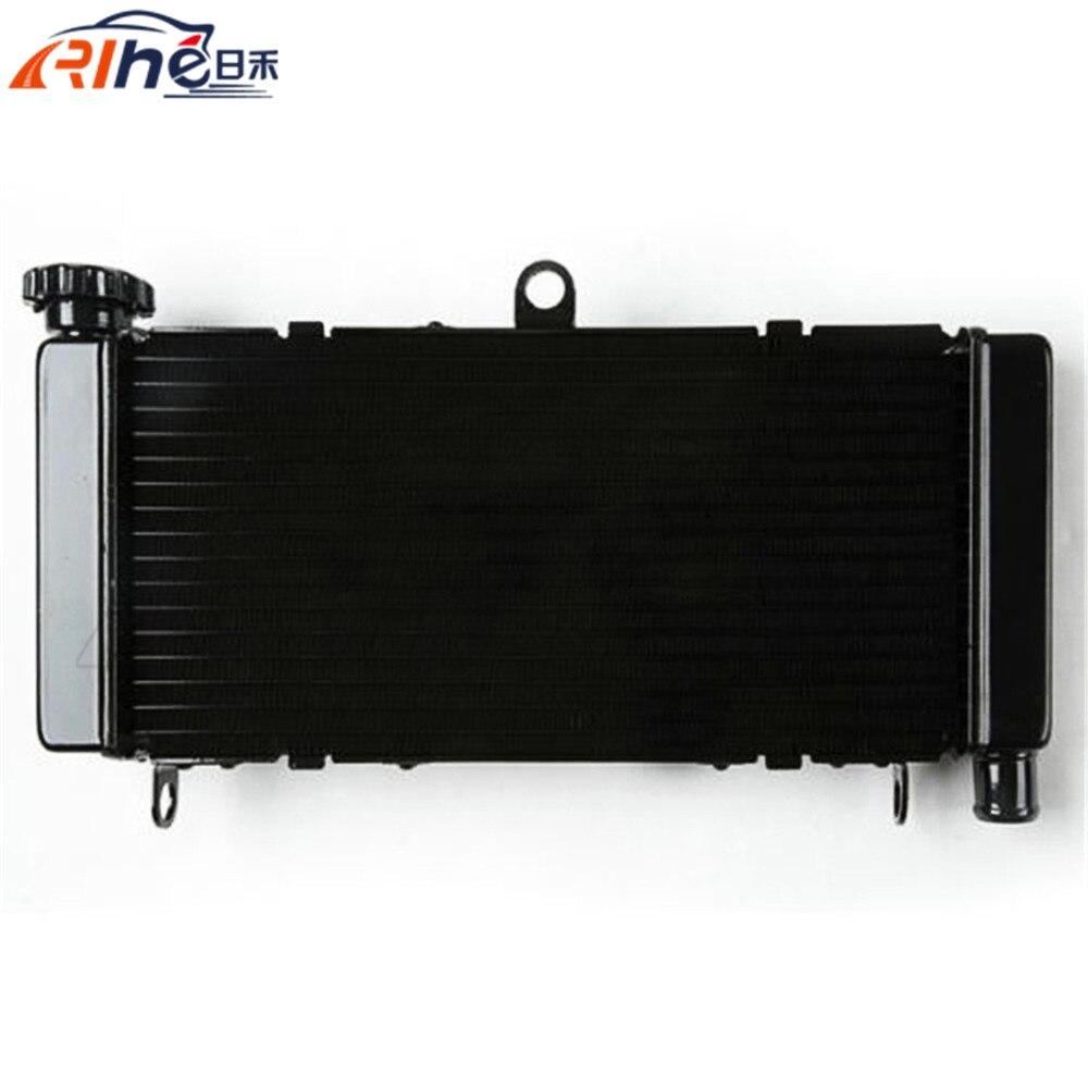 high quality motorcycle radiator cooler aluminum motorbike radiator black For Honda CB600 CB 600 F Hornet 1998 1999 2000 2001
