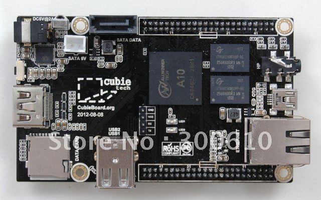 Mini PC / Android PC cubieboard 1GB freeshipping