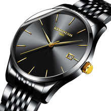 Fashion Men Quartz Watch Top Luxury Brand relogio masculino New Casual Steel Waterproof Business Male Wrist Watches Relojes 2019