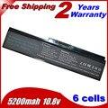 Jigu 5200 mah batería para toshiba satellite l750 l650 series pa3816u-1brs pa3817u-1bas pa3817u-1brs pa3818u-1brs pa3819u-1brs