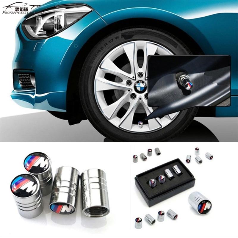 Car-styling 4Pcs+4Pcs Wheel Air Cover Tight Rims For BMW E46 E39 E90 E60 E36 F30