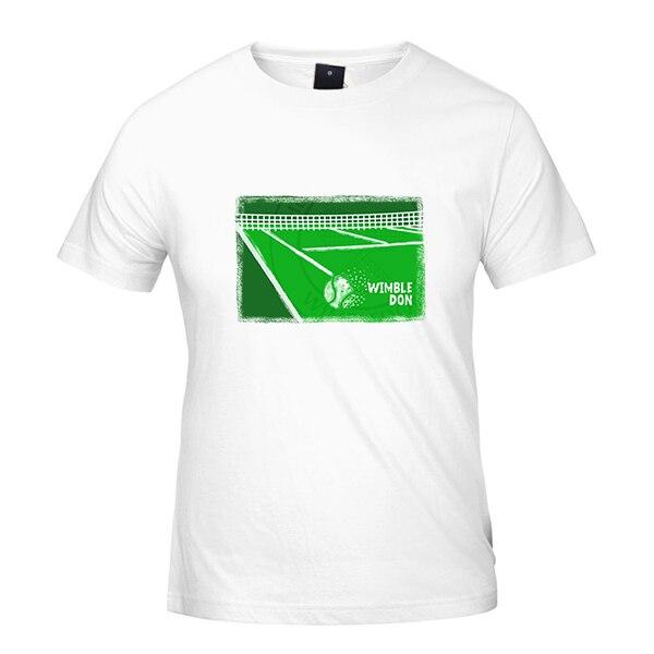 2017 Wimbledon Finals Brackets Back To The Future: Aliexpress.com : Buy 2017 New Short Sleeve T Shirt