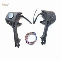 Free Shipping NEW Steering Wheel CONTROL Switch Audio Bluetooth Control 84250 02560 For TOYOTA RAV4 Corolla
