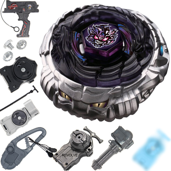 Nemesis X:D Metal 4D High Performance Beyblade BB-122 With Launcher As Your Choose Drop Shopping