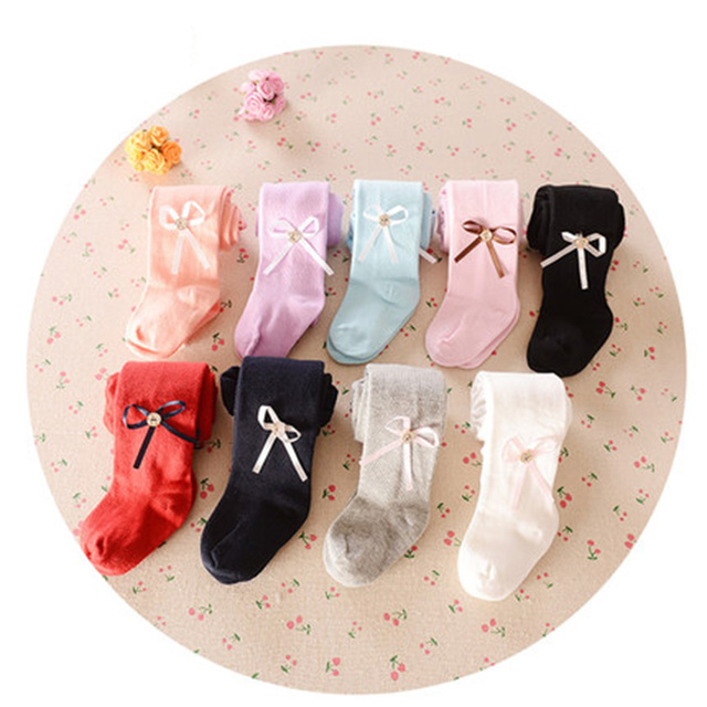 Thick Winter Tights Cotton For Girls Kids Pantyhose Warm Stocking Soft High Fashion Girls Pantyhose Pants Autumn Winter 70D0739