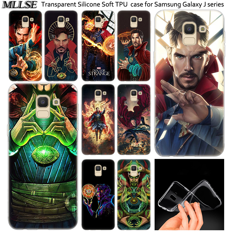 Hot Marvel Comics Doctor Strange Silicone Case For Samsung Galaxy J2pro J4 J6 J8 2018 J3 J5 J7 2016 2017eu Prime Core Plus Cover Phone Bags & Cases