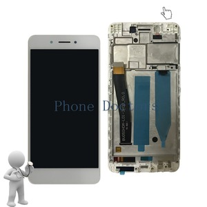 Image 5 - 5.0 inch Full LCD DIsplay+Touch Screen Digitizer Assembly + Frame Cover For Huawei GR3 2017 ( Diego) DIG L21
