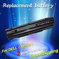 Batería de 9 celdas para dell xps 14 jigu xps 15 L401x L501x L502x L521x 17 L702x L701x 3D portátil envío gratis