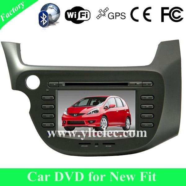 2 Din Car DVD  Stereo  for  Honda New Fit