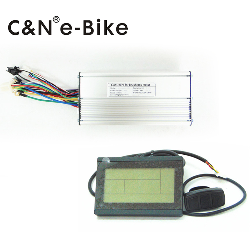 Automobiles & Motorcycles Latest Collection Of Ebike 24v 36v 48v 60v 72v Intelligent Kt Lcd Lcd8hu Ktlcd6 Control Panel Display Electric Bicycle Bike Parts Kt Controller Electric Vehicle Parts