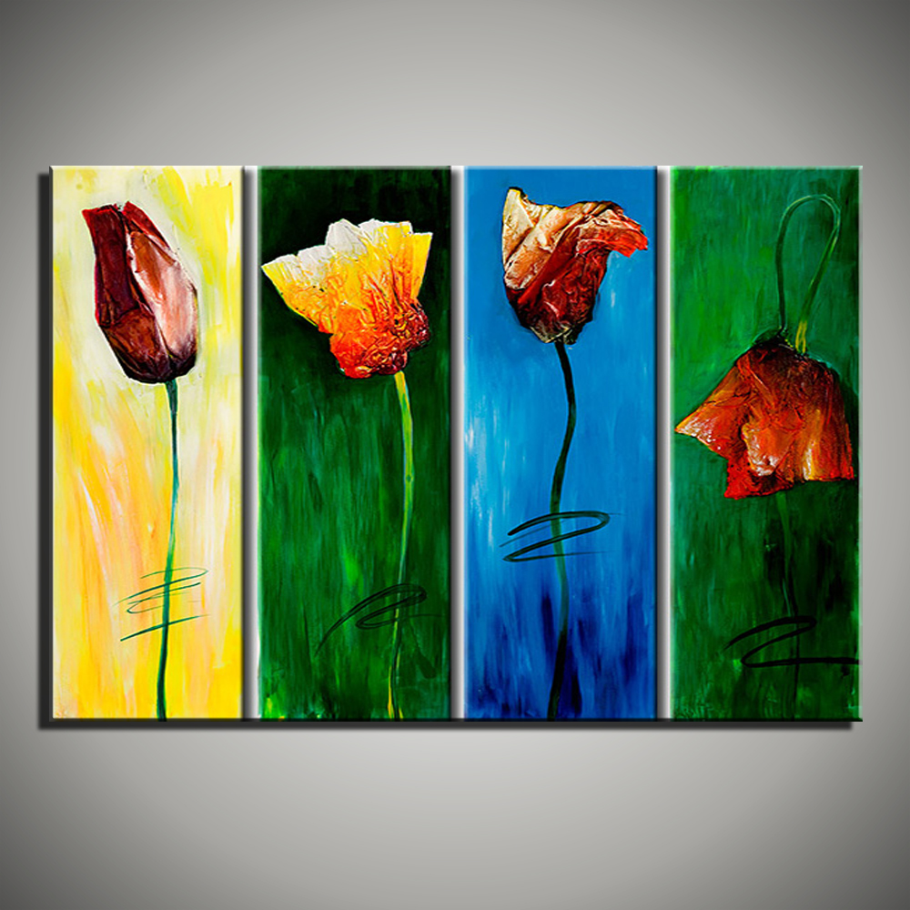 Colorful Kitchen Wall Art: Popular Poppy Color-Buy Cheap Poppy Color Lots From China