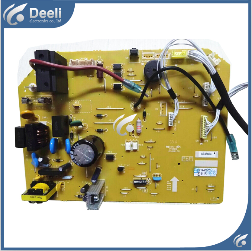 98% new & for air conditioning circuit board Computer board A745604 control board цена