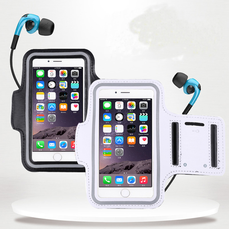 Cell Phones & Accessories Sunny Sports Running Jogging Gym Armband Arm Band For Iphone 6 6s 7 8 Plus X Xs Max Xr