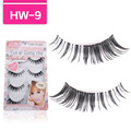 5 Pair/set Handmade Thick Long Crisscross False Eyelashes Fake Eye Lashes Eyelash For Eye Lashes Makeup  HW-9