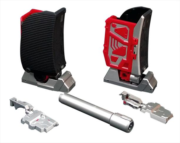 ( In Stock ) X2TOYS XT008 megatron Upgrade kit