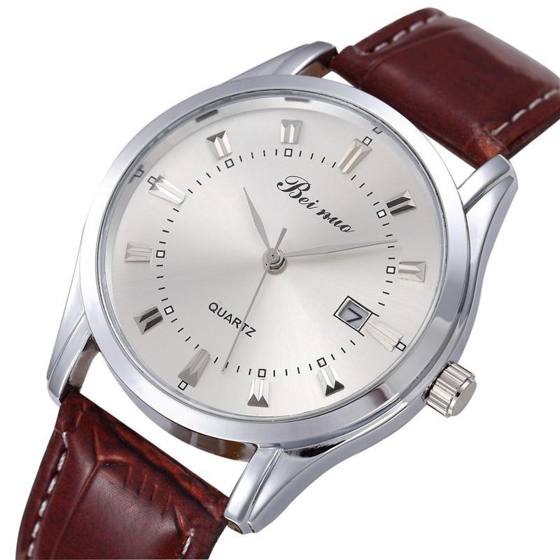 Montre-bracelet hommes montres 2019 Top marque montre-bracelet de luxe hommes horloge Quartz Sport montre Hodinky relogio masculino montre homme