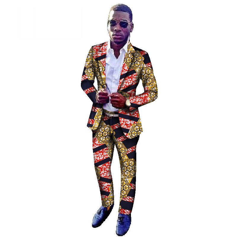 2018-Customized-2-Pieces-Pants-Suits-Traditional-Africa-Style-Suit-Men-Fashion-Party-Suit-Men-Suit