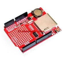 10  pcs New Data Logger Module Logging Recorder Shield V1.0 for Arduino UNO SD Card