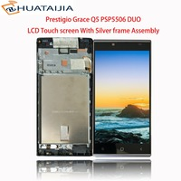 Top Quality Crace Q5 PSP 5506 LCD Display Touch Screen Replacement LCD Screen For PSP5506Duo Prestigio