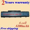 Batería del ordenador portátil para acer aspire 5536g 5542 jigu envío libre 5542g 5532z 5734z 5735 5735z 5738 5740 6 células