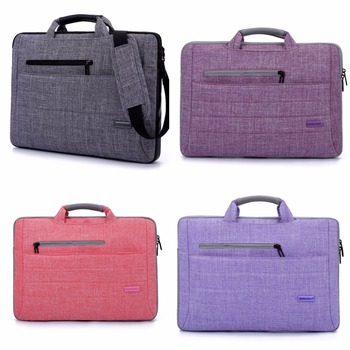 Wholesale Hot 14 15.6 Inch Laptop Bag Protective Case Pouch Cover sling case Ultrabook Handbag Notebook Briefcase Shoulder bag