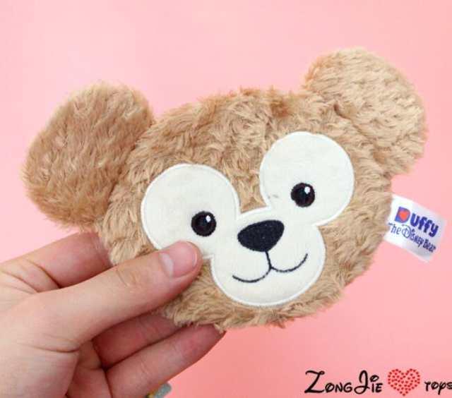 03e5d2dff379 candice guo! cute plush toy cartoon duffy Shelliemay bear coin bag cards  purse kids girls creative birthday Christmas gift 1pc
