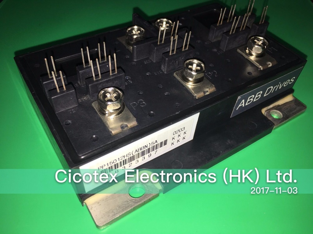 PP15012HS(ABBN)5A Power Module IGBT PP15012HS-in Integrated Circuits from Electronic Components & Supplies
