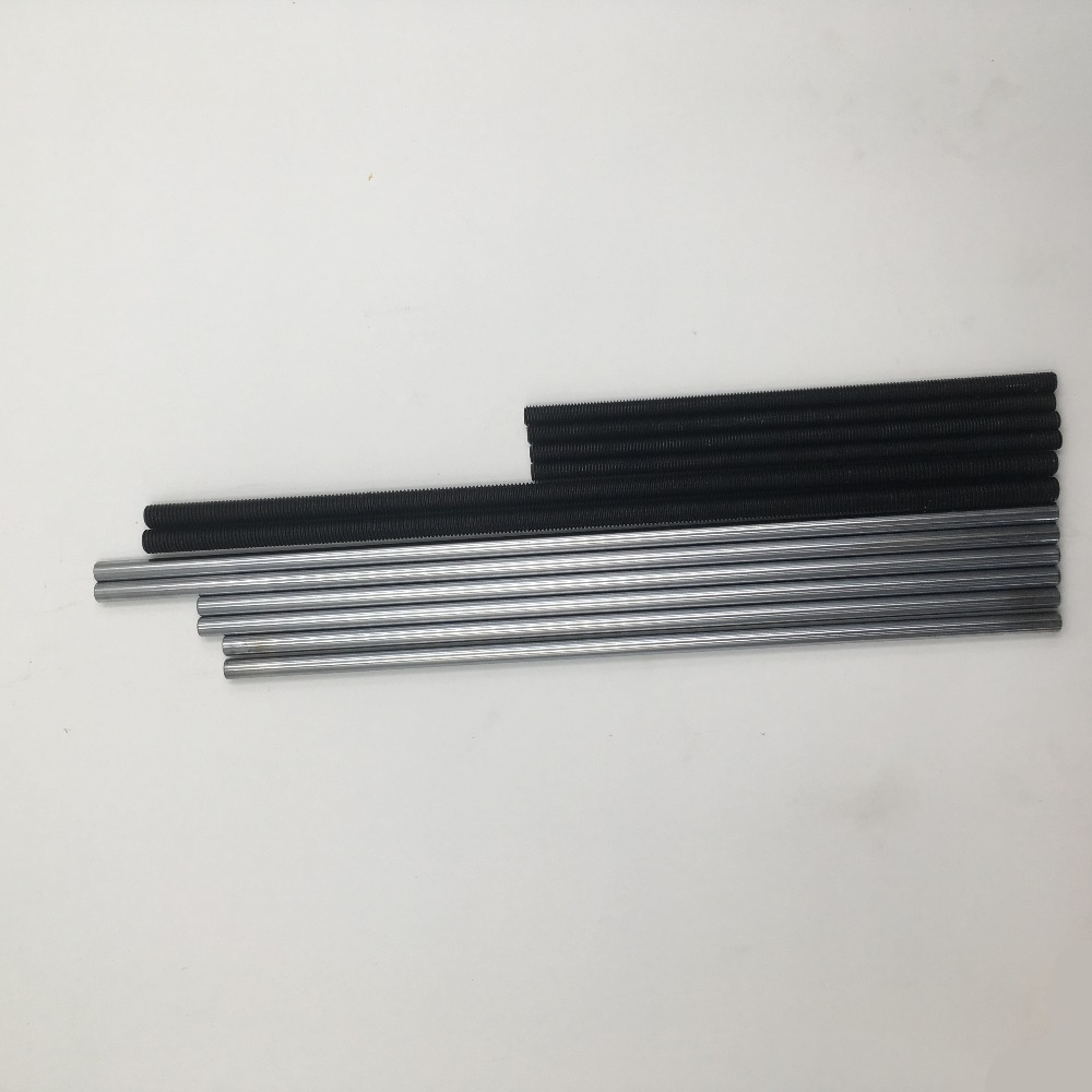 Reprap Prusa I3 MK2/MK2S Hardened Smooth Rods And Threaded Rods Kit