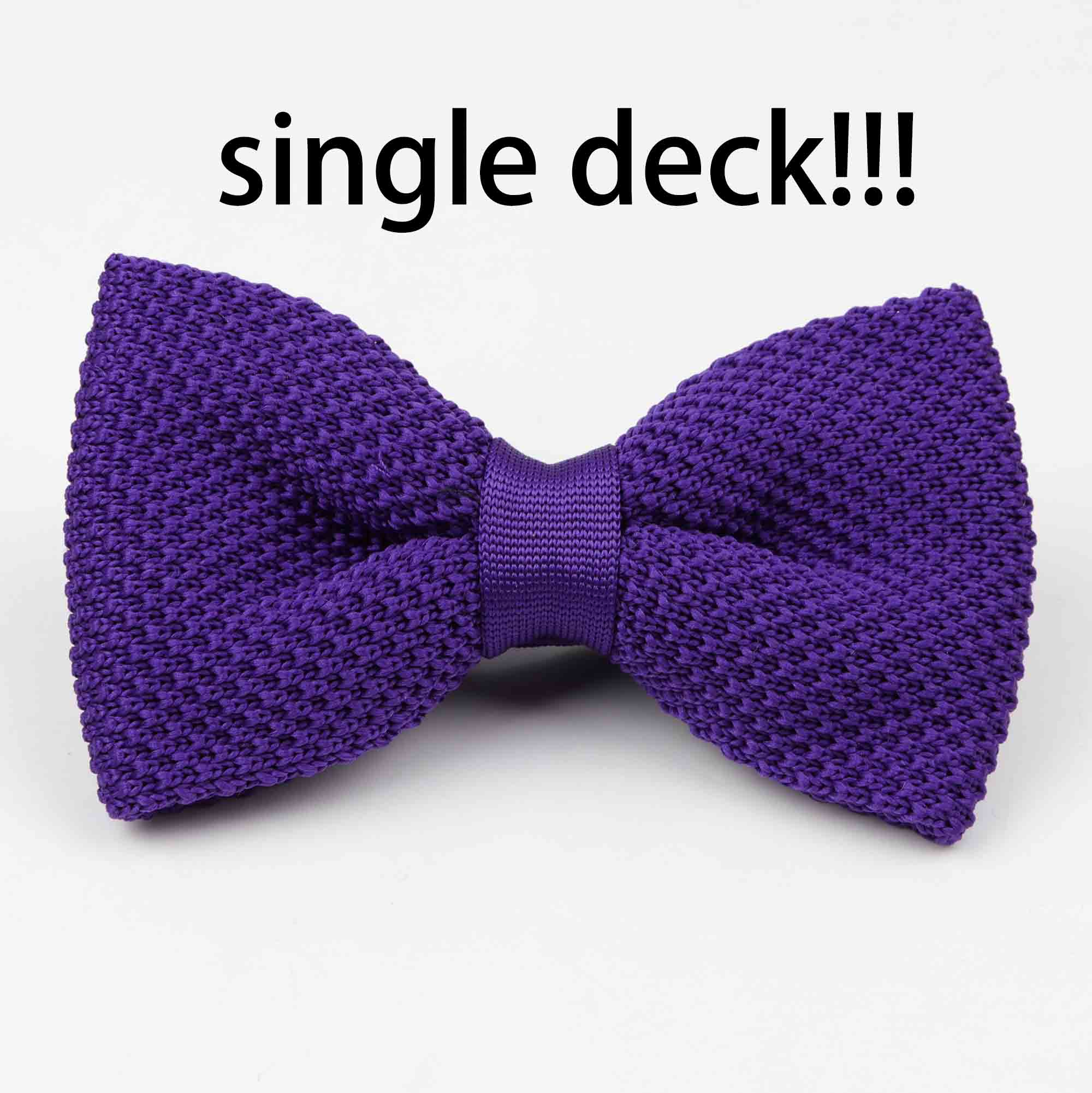 Мужские галстуки для шеи, смокинг, вязаная бабочка, Одноцветный галстук-бабочка, толстый двухслойный предварительно завязанный Регулируемый вязаный Повседневный галстук - Цвет: HA28