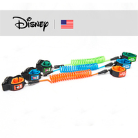 Disney Anti lost With Minnie Mickey Traction Rope 2018 Baby Child Safety Harness Children's Belt Walking Children Anti lost Rope